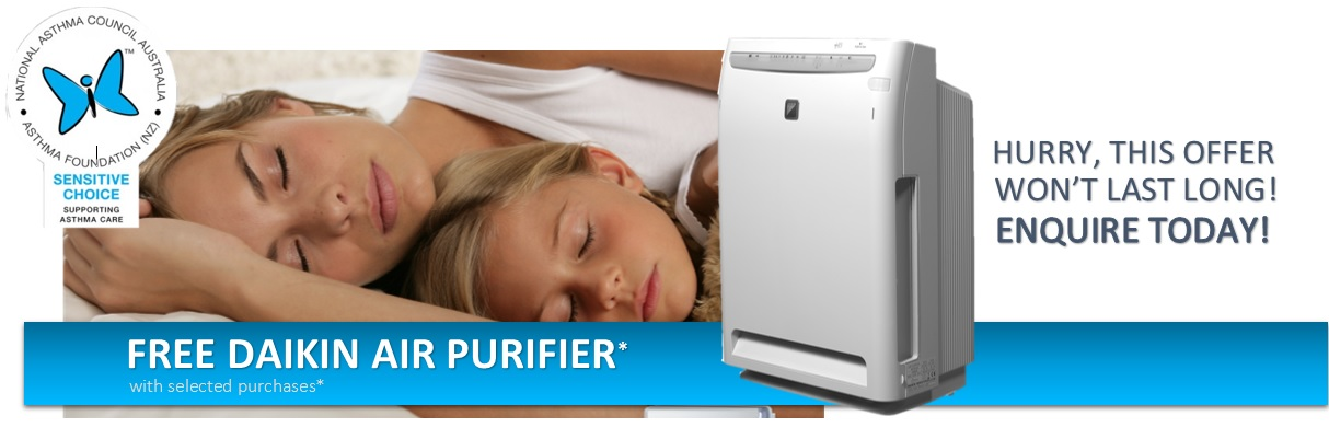 air purifier banner